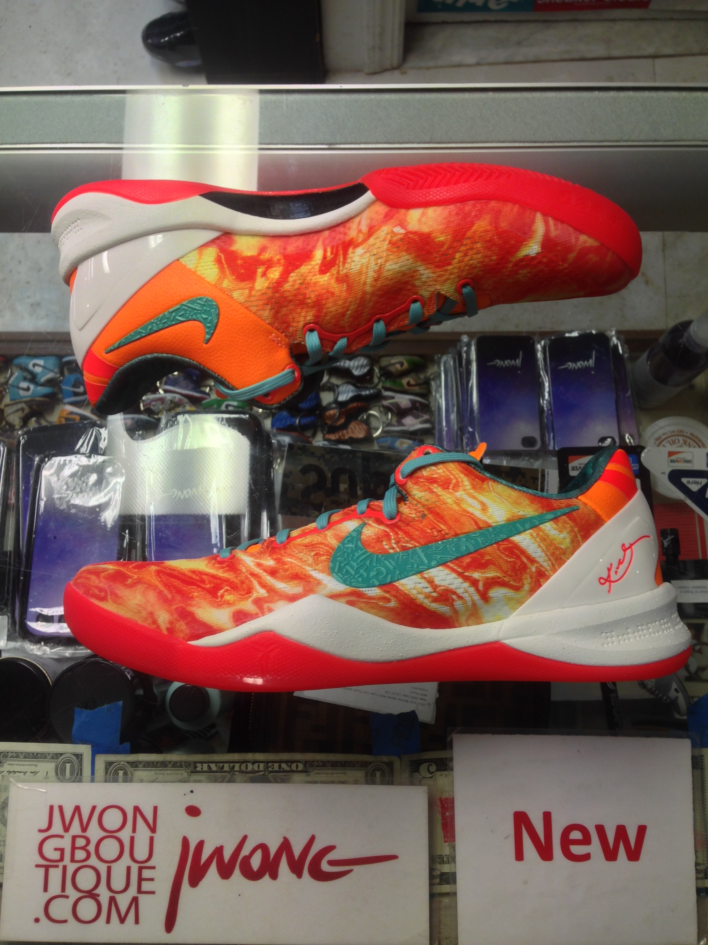 big sale 65fdd 8bbd5 2013 Nike Kobe 8 VIII System All Star ...