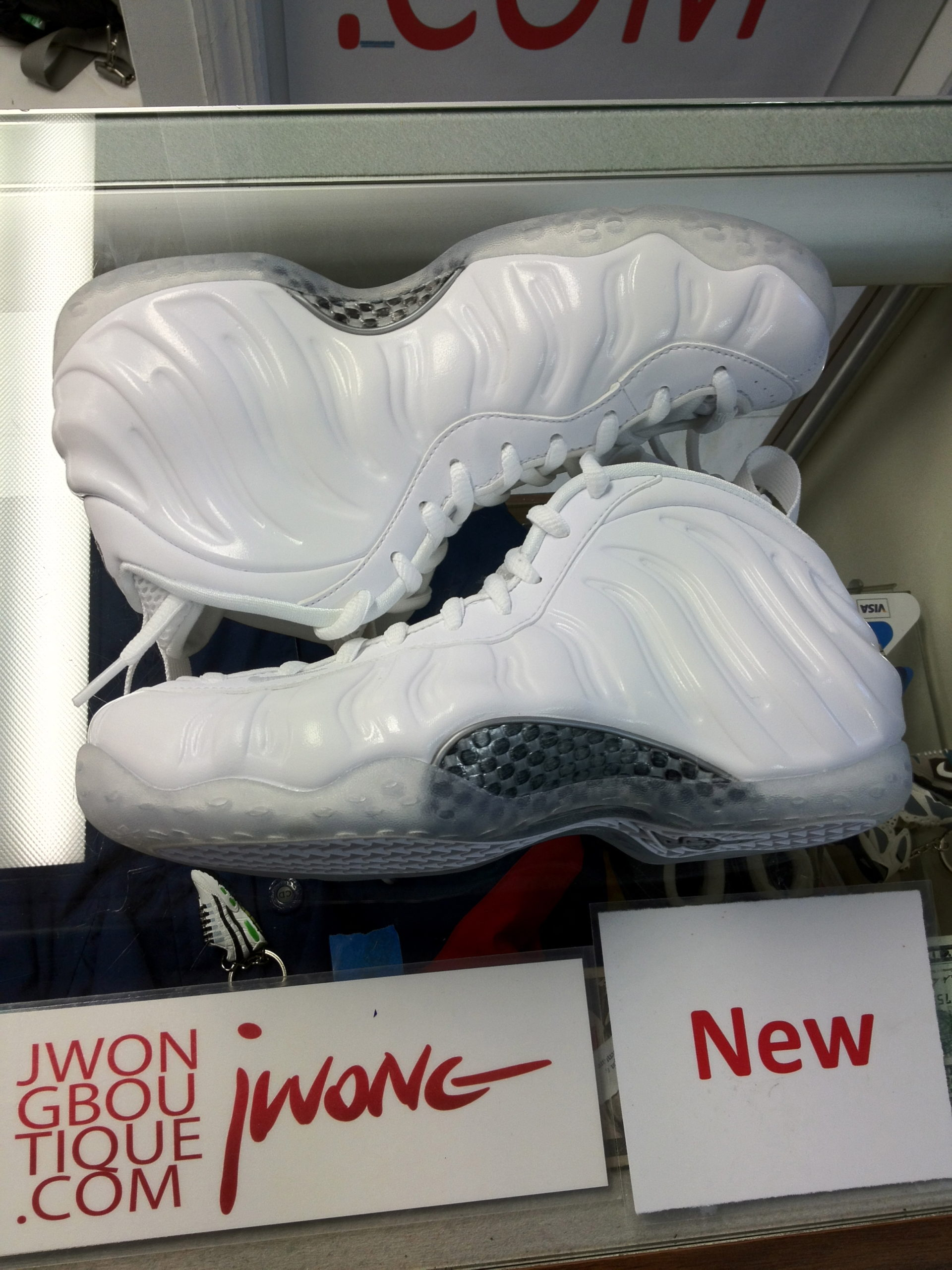 Air Foamposite One Pewter Nike314996 004 GOAT