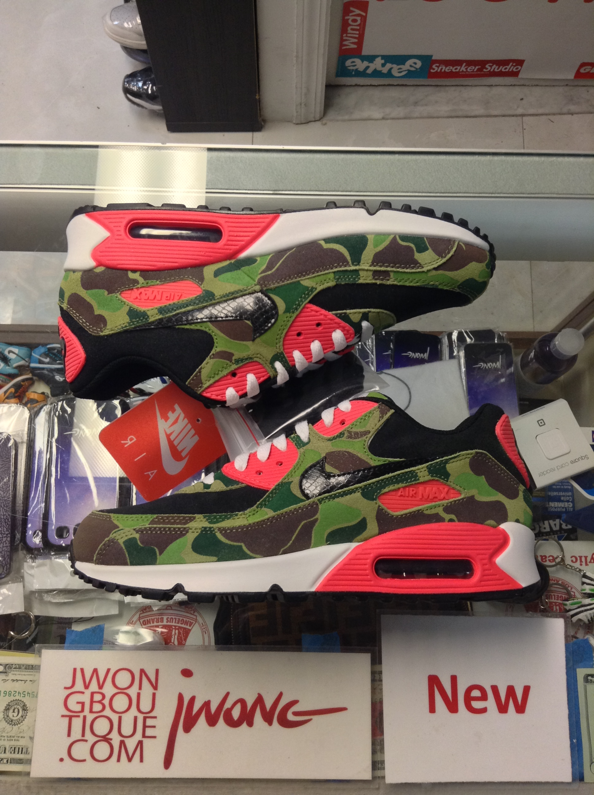 19d9b8793c 2013 Nike Air Max 90 Duck Camo | Jwong Boutique