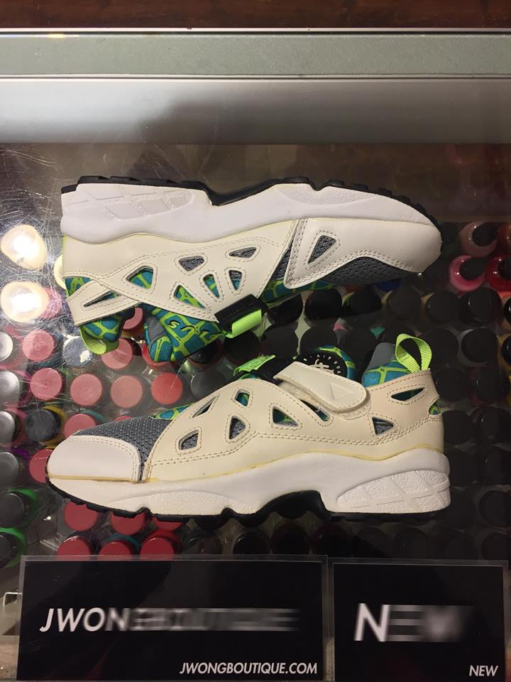 e836d2b156e 1993 Nike Air Huarache Plus Aqua