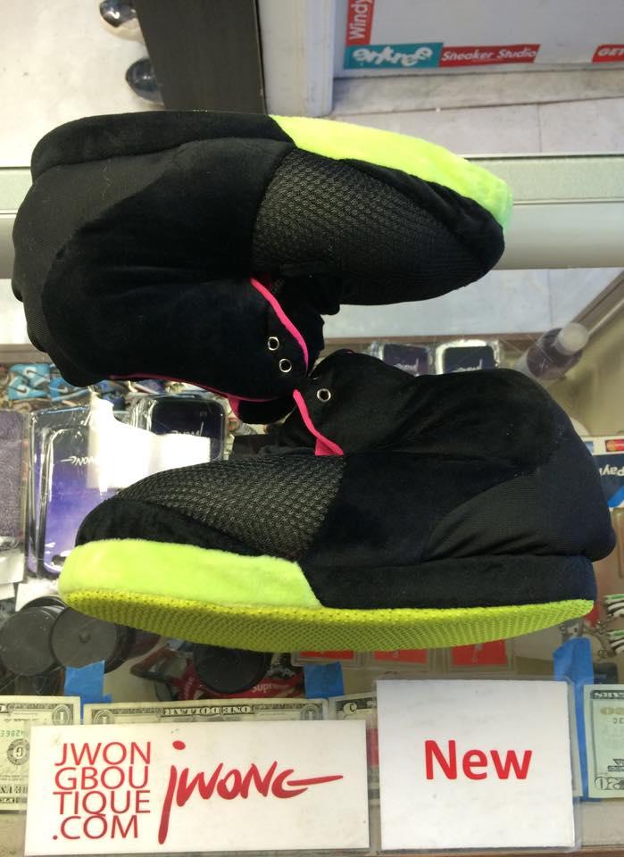 online store 0b5de c9907 2012 Nike Air Yeezy 2 NRG Solar Red Slippers Men