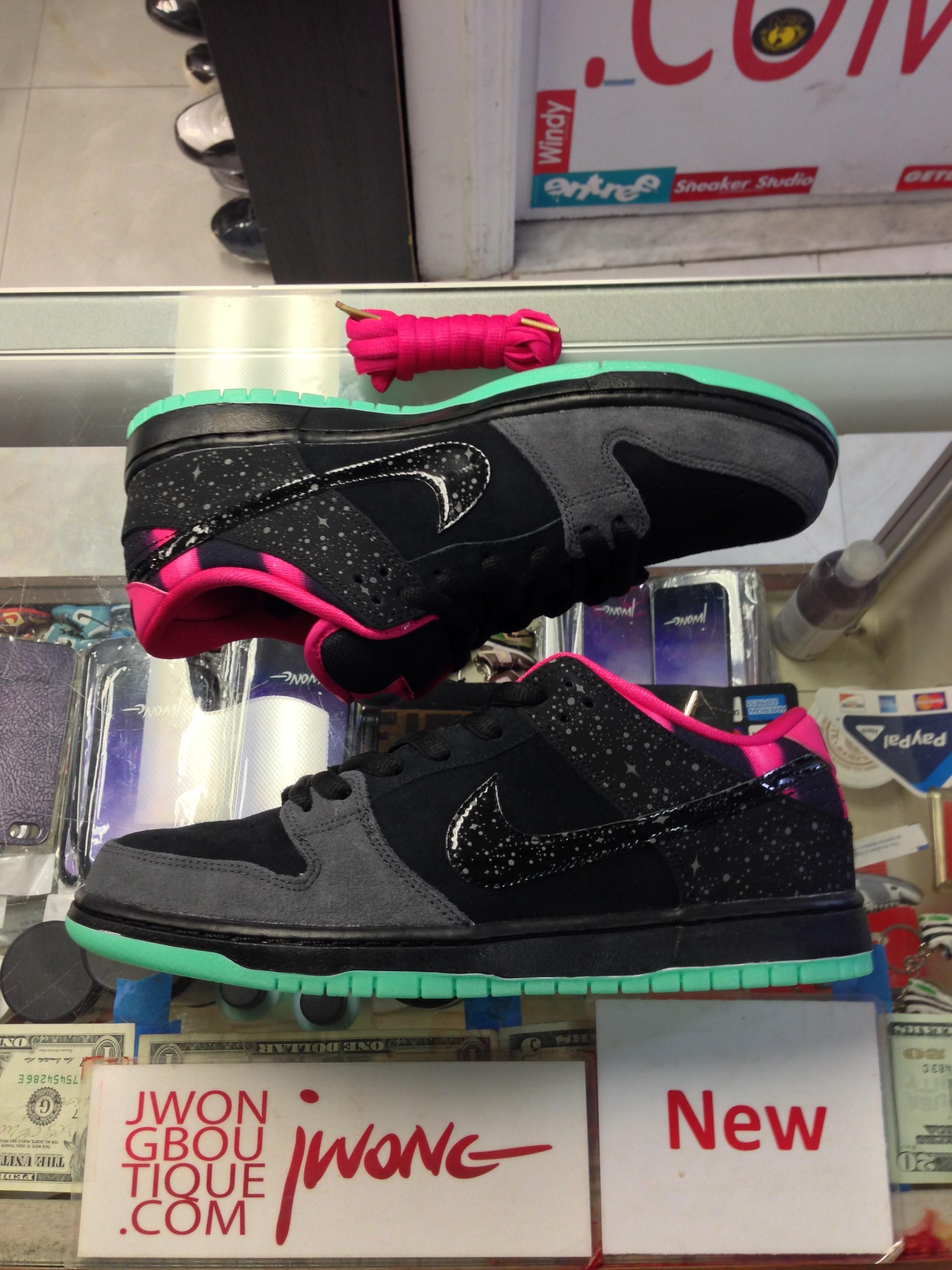 online retailer 99bec f4619 2014 Nike Dunk Low SB Northern Lights Men