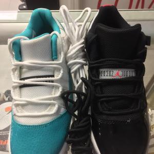 3194e3c820ce8f Shoe Laces For Jordan XI Thin Youth