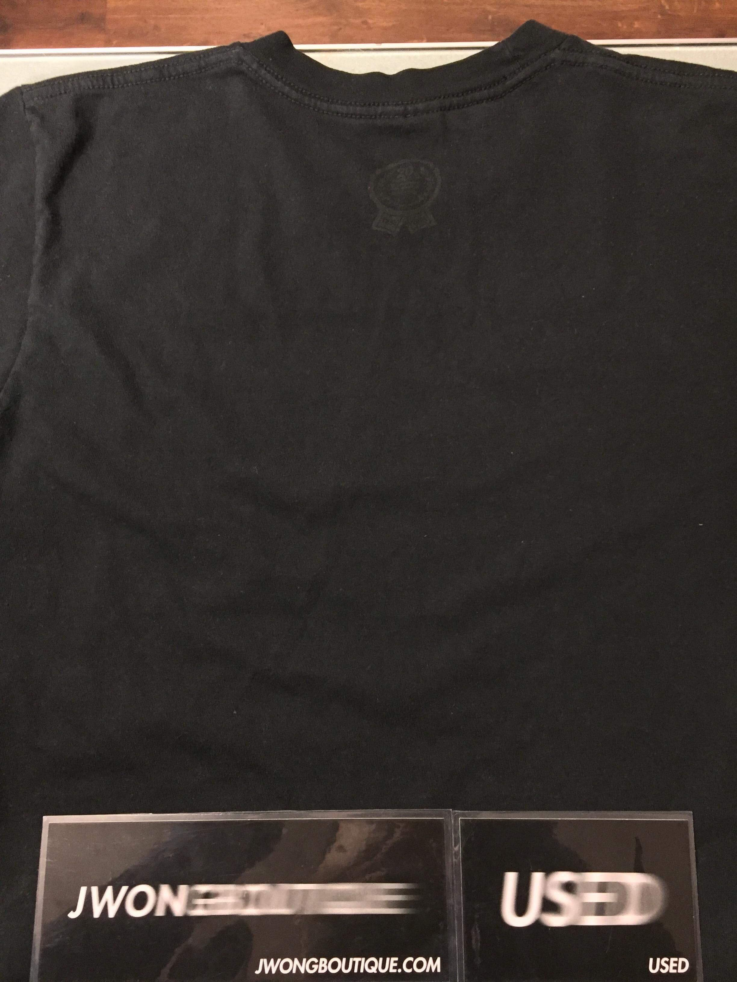939f68aa398f 2014 Supreme Box Logo Tee 20th Year Anniversary Black   Jwong Boutique