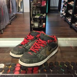 the best attitude 8da64 54444 2006 Nike Dunk Low SB SBTG