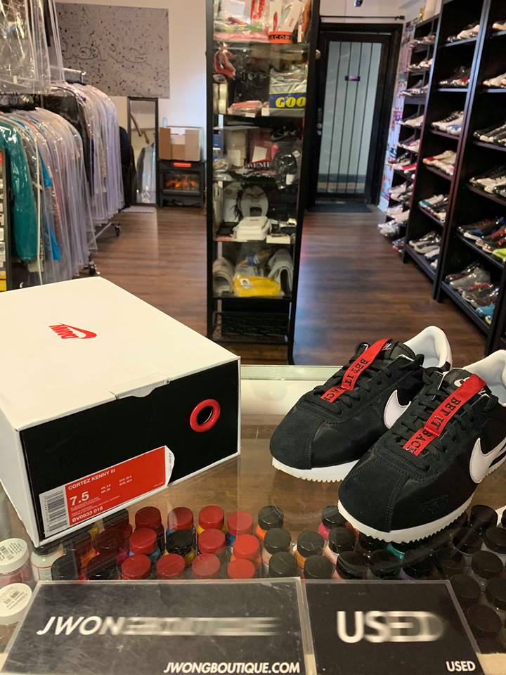 sale retailer 05cd4 ca958 2018 Nike Cortez Kenny 3 Kendrick Lamar The Championship