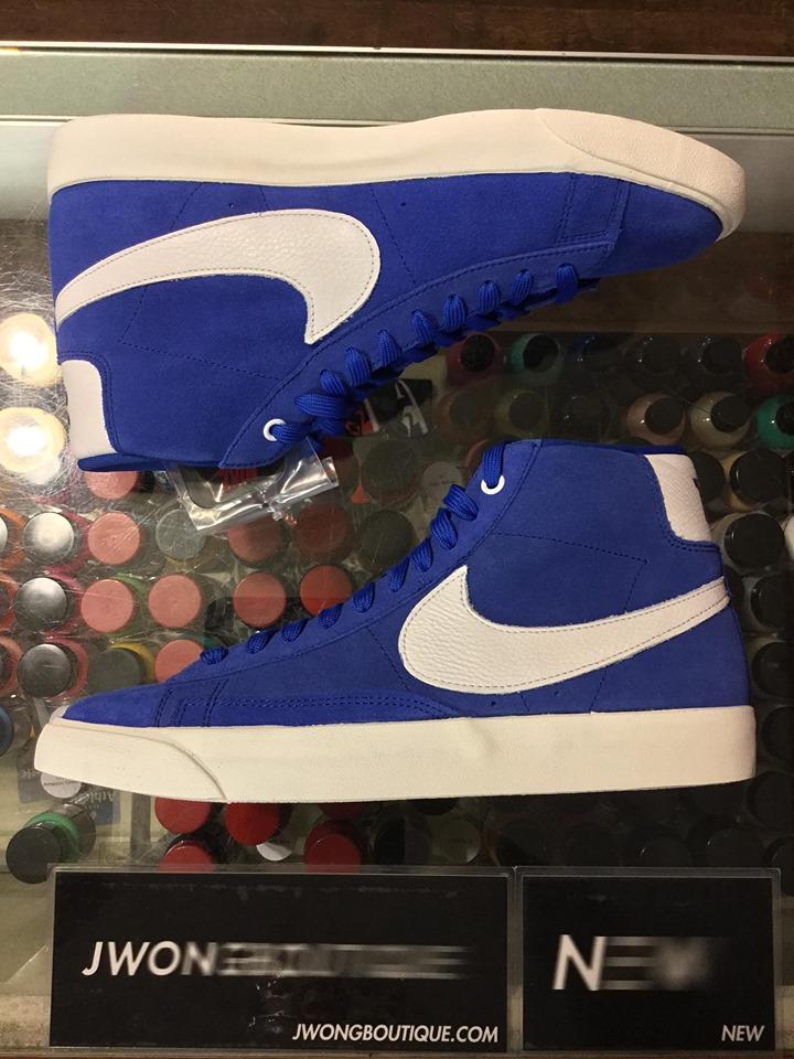 2019 Nike Blazer Mid Stranger Things Independence Day Pack Men