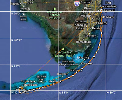 Fort Lauderdale To Key West 2015
