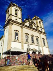 Historic church of Bonfim