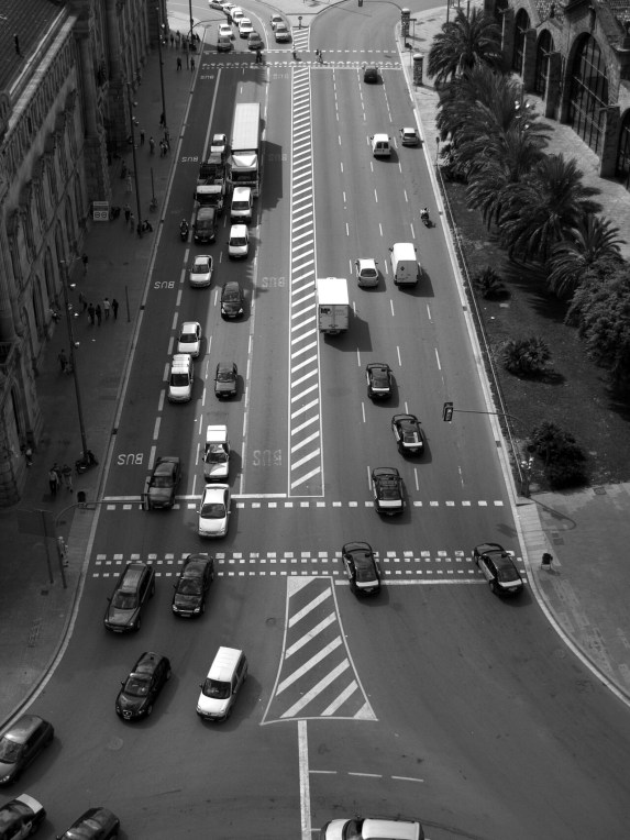 barcelona-traffic
