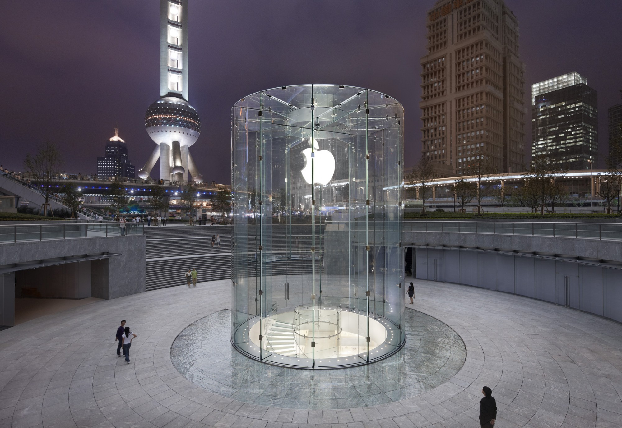 Take a sneak peak inside Apple's gorgeous new Chongqing Store