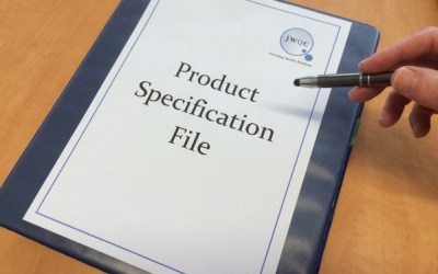 What's in Your Product Specification File?