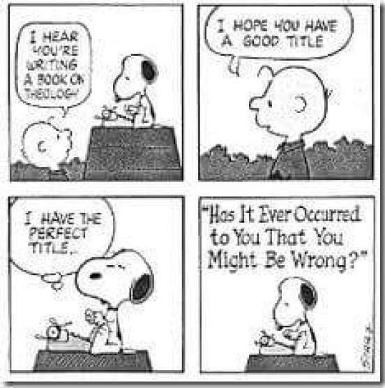 Snoopys book