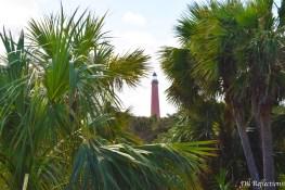 Lighthouse at Ponce de Leon Inlet, Fl