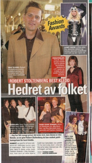 2003 - Oslo Fashion Awards - Irak Konserten kopi