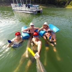 Rocking Chair Resort Mountain Home Arkansas Gaming And Desk Floating Drinking At Lake Norfork  Jan Warren 39s Spot