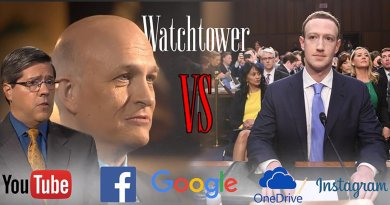 watchtower versus facebook