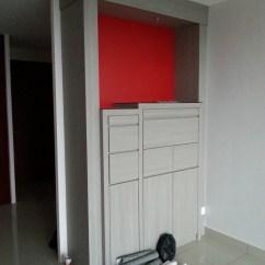 Living Rooms Design Room Showpiece Completed (praying Altar) | Jx And Renovation