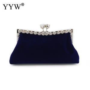 Clutch evening bags Crown rhinestones evening bags purse shoulder bag for wedding Diamonds Lady Purse Mini Evening Bags