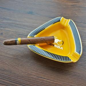 Cigar Gadgets Home Cigar Ashtray Portable Ceramic 3 Cigars Ash Tray Tobacco Cigarette Ashtrays Holder