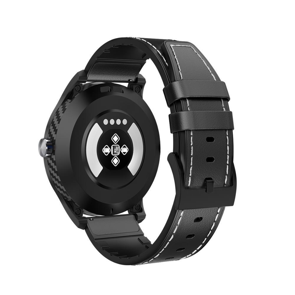 DT98 Smart Watch IP68 Waterproof 1.3 Full Round HD Screen ECG Detection Multi Dials Smart watch Fitness Tracker Men Call watches