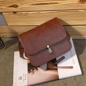 Women Small Square Bag Ladies Car Line Fashion Handbag Retro Shoulder Bags Messenger bag Mobile Phone Packet