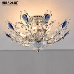 Beautiful design Ceiling Light Fixture Crystal Lustres Lamp for Living room Bedroom Crystal Ceiling Lamp Home Lighting