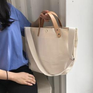 Women'S Handbag Casual Fashion Women Shoulder Bags High Capacity Practical Canvas Crossbody Bags For Women
