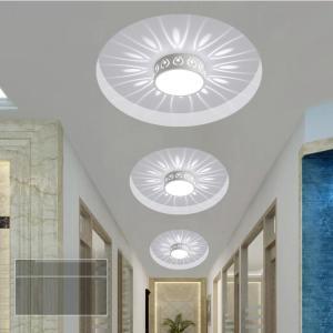 3W LED Embed /Surface Mount Smallpox Modeling Light Ceiling Lamp Spot Lighting Ceiling Corridor Doorway Effect Light