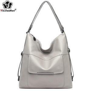 High Quality Ladies Leather Handbags Fashion Sequined Shoulder Bags Women Hobo Handbags Large Capacity Tote Bag for Women Sac