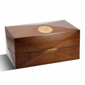 MONTECRISTO New Design Cedar Wood Display Cigar Tobacco Humidor Case Cigarette Storage Box W/Pallet Hygrometer Humidifier Cigars