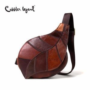 Cobbler Legend Genuine Leather Bag Women Messenger Bag Vintage Bags Women Shoulder Bags Ladies Handbags Sale With Free Shipping