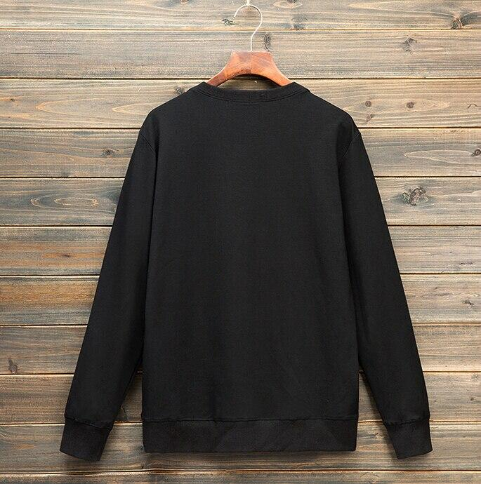 Brand Clothing Fashion Hoody 2019 New Casual Men Hoodies Sweatshirts  Pullover Hoodie Cotton big size M-5XL