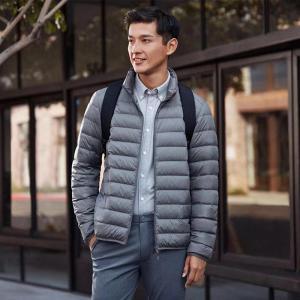 2018 Winter men Ultralight Jacket White Duck Down Jacket Men Down Jackets Outdoors Winter Male Casual down jacketCoat