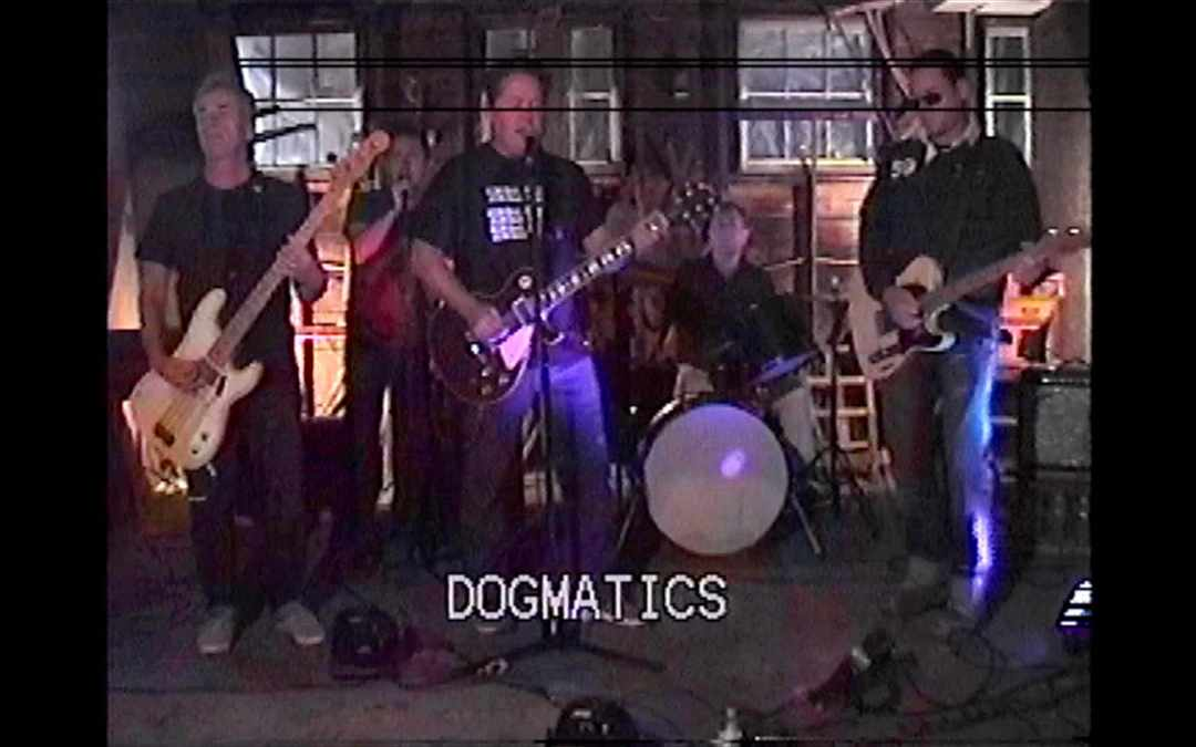 """She's the One"" Music Video by The Dogmatics"