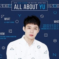 "[INFO] 2015 PARK YUCHUN FAN MEETING JAPAN TOUR ""ALL ABOUT YU"" DVD release"