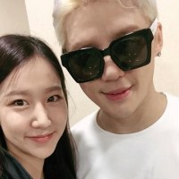 [OTHER INSTAGRAM] 161026 Fan's photo with Junsu backstage of 'Dorian Gray'