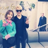 [OTHER INSTAGRAM] 161021 Baek A-yeon Instagram Update - Backstage of 'Dorian Gray' with Junsu