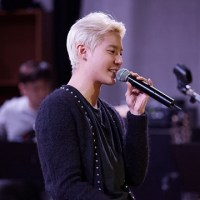 [FACEBOOK] 161208 JYJ Official Facebook Update: XIA's rehearsal for Ballad & Musical concerts