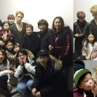 "[SNS] 170121 Kim Jaejoong & Sister Updates - ""The Rebirth of J"" in Seoul (Day 1)"