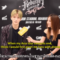 [ENG SUB] 170318 Kim Jaejoong's Interview for ViuThailand