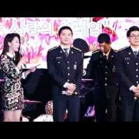 [COMPILATION OF FANCAMS] 170428 Kim Junsu performing at Gunpo Royal Azalea Festival
