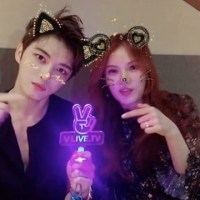 [OTHER INSTAGRAM] 170525 C-JeS Instagram Update - Jaejoong & Gummy before V Live broadcast