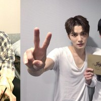 [OTHER SNS] 170625 Kim Jaejoong's Paradise City Fanmeeting - Mine & Backstage Photos