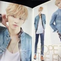 [PICS] Kim Jae Joong 10th ANNIVERSARY Premium Frame Stamp Set HMV Version