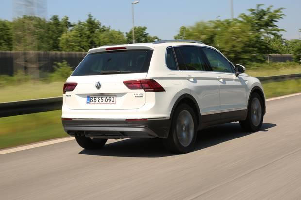 Seat Ateca deler konstruktion og motor med VW Tiguan og den nye Skoda Kodiaq, som dog begge har en mere effektiv rensemetode.