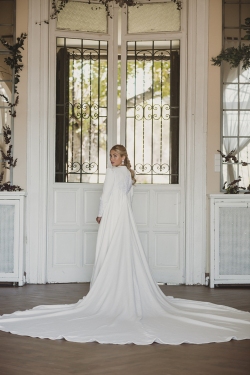 a las puertas de la boda