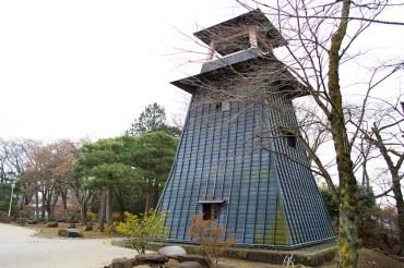 沼田城鐘楼