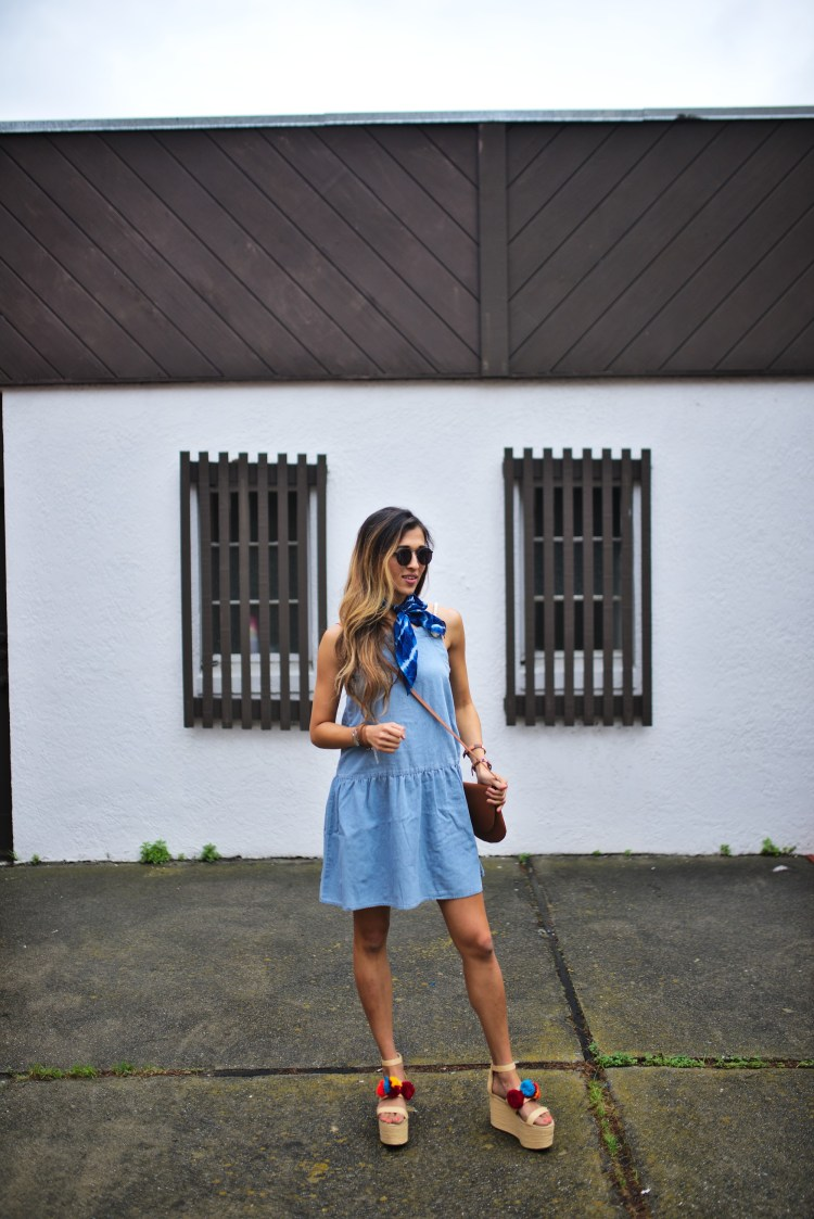 cuppajyo-sanfrancisco-lifestyle-fashion-blogger-asos-denimdress-pompomwedges-3