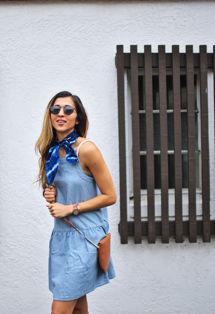 cuppajyo-sanfrancisco-lifestyle-fashion-blogger-asos-denimdress-pompomwedges-5